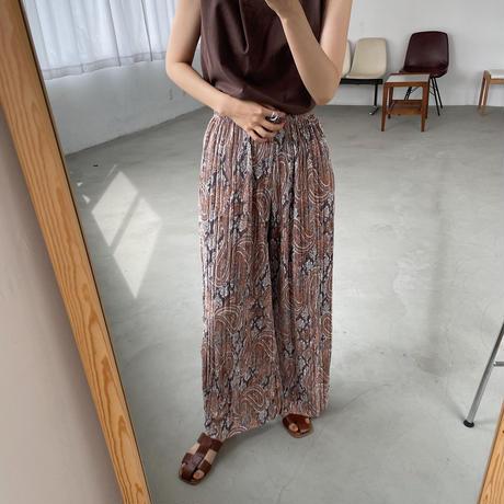 《予約販売》ethnic rincl pants/2colors_np0396