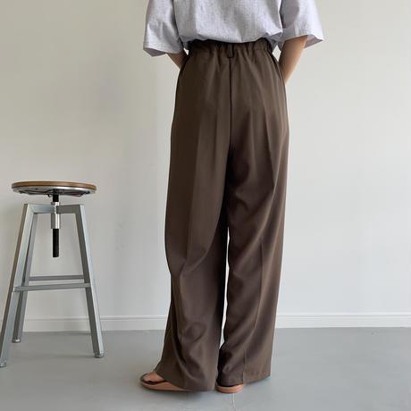《予約販売》material daily pants/2colors_np0433
