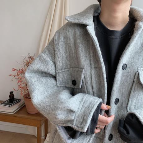 ✳︎予約販売✳︎liner quilting warm jk/2colors_no0041