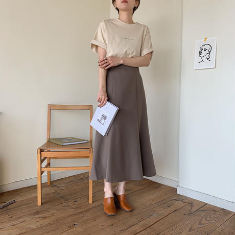 《予約販売》mermaid skirt/2colors_ns0035