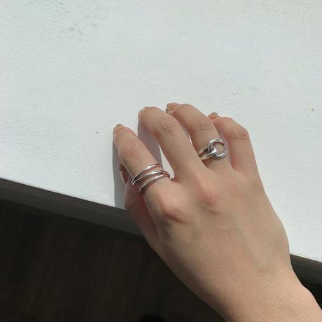✳︎予約販売✳︎silver925  simply ring _na0086