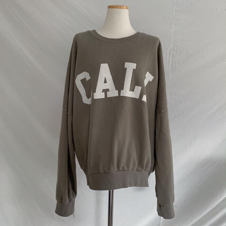 ✳︎予約販売✳︎CALI mtm/2colors__nt0119
