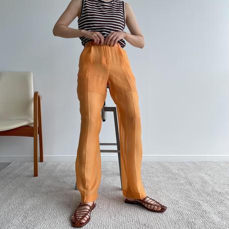 《予約販売》mesh ennui sandal/2colors_na0291
