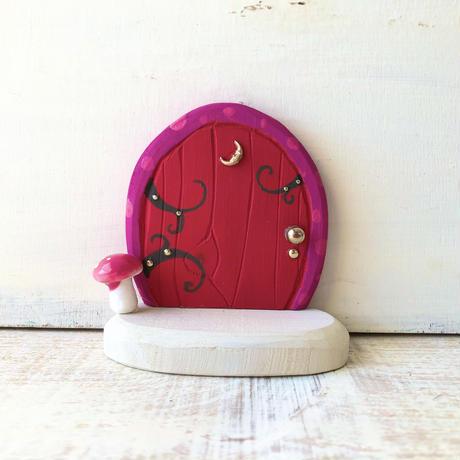 ミニミニドア・  ラブフェアリーの月の扉