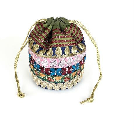 dignity closet  Ethnic Tape Bag