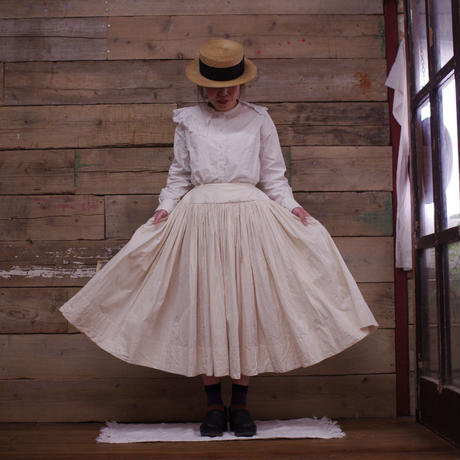 gathered skirt/tart《kinari - size M》