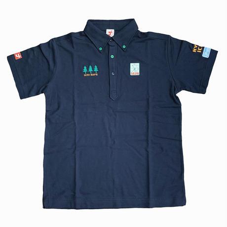 【予約販売】野村タケオデザイン562Bポロシャツ2019モデル ネイビー