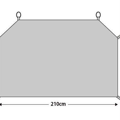 ★セット割★【tent-Mark DESIGNS × nomadica】TenGer(テンゲル) with グランドシート