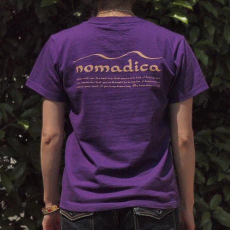 nomadicaロゴT AYAME(※XSサイズのみ)