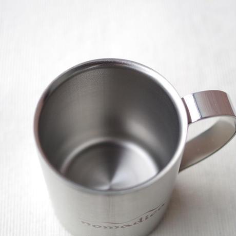 ダブルステンレスマグカップ