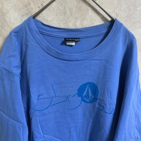 【VOLCOM】プリントTシャツ【M】【メンズ古着】【used】【vintage】