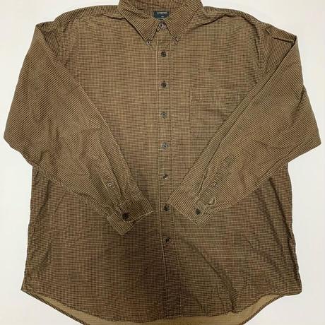 【CAMBRIDGE CLASSICS】ガンクラブチェックシャツ【XXL】【メンズ古着】【used】【vintage】