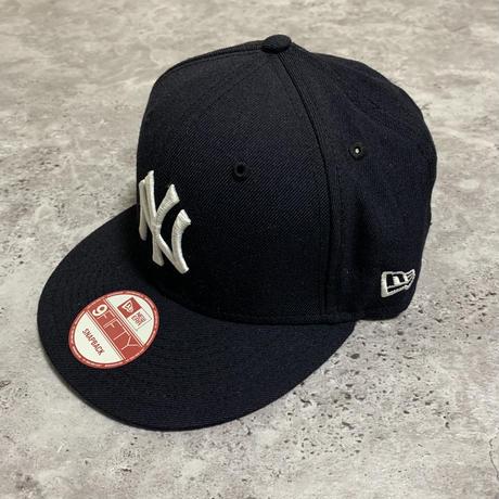 【NEW ERA】ベースボールキャップ【SNAP BACK】【NEWYORK】【メンズ古着】【used】【vintage】