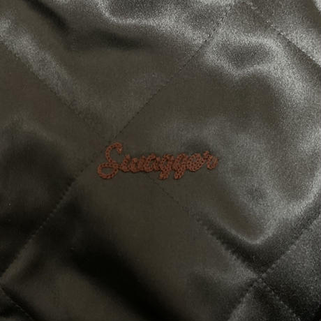 【swagger】リバーシブルスカジャン【XL】【MADE IN JAPAN】【Thinsulate】【メンズ古着】【used】【vintage】