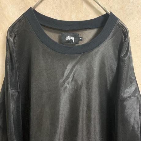 【stussy】メッシュTシャツ【M】【ストリート】【メンズ古着】【used】【vintage】