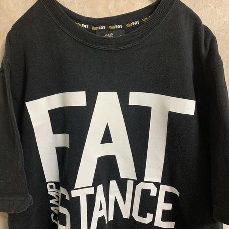 【FAT】プリントTシャツ【SKINNY】【メンズ古着】【used】【vintage】
