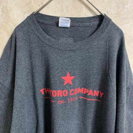 プリントTシャツ【2XL】【メンズ古着】【used】【vintage】