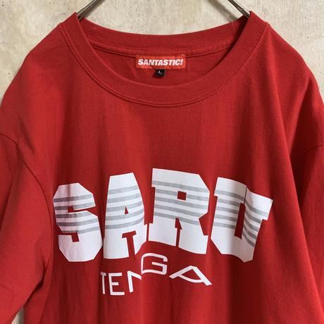 【SANTASTIC! × TENGA】プリントTシャツ【L】【MADE IN JAPAN】【メンズ古着】【used】【vintage】
