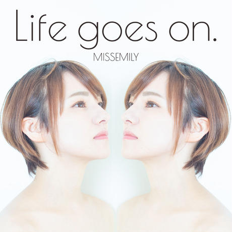 【TYPE-A,Bセット】1st . mini album「Life goes on」