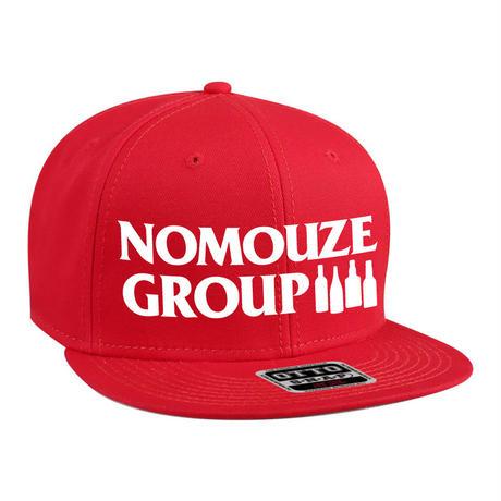 NOMOUZE GROUP CAP/RED