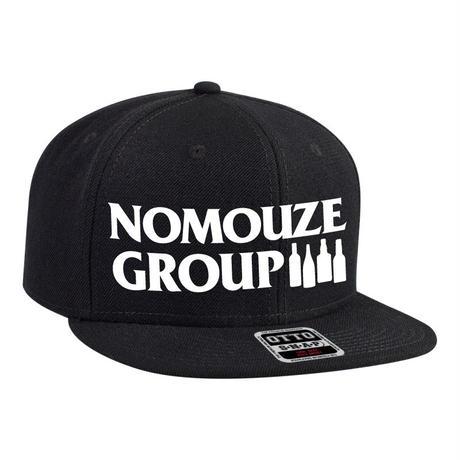 NOMOUZE GROUP CAP/BLACK