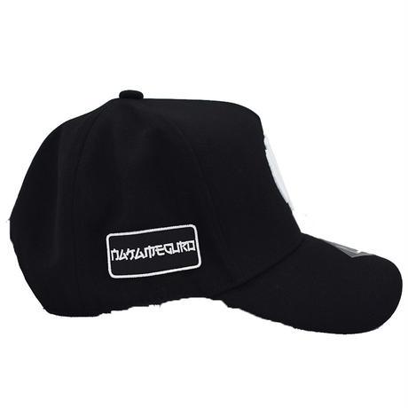【NCBP】'NAKAMEGURO' CURVE VISOR CAP