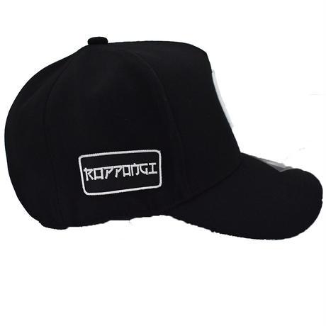 【NCBP】'ROPPONGI' CURVE VISOR CAP