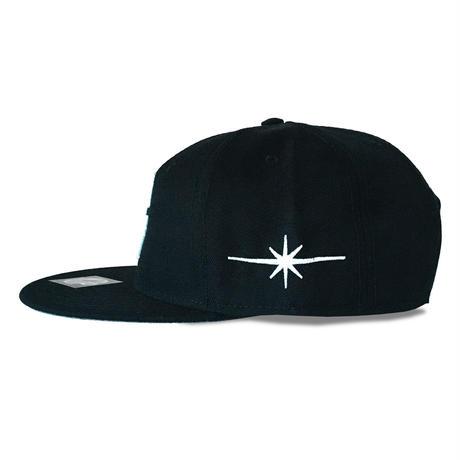 【NCBP】'OMOTESANDO' FLAT VISOR CAP