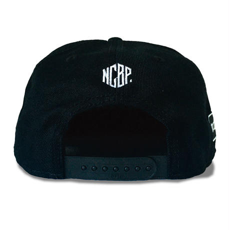 【NCBP】'ROPPONGI' FLAT VISOR CAP