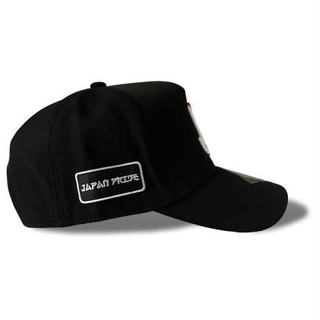 【NCBP】'JAPAN'CURVE VISOR CAP
