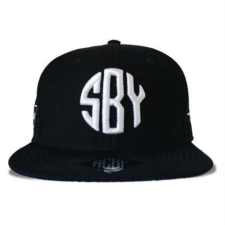【NCBP】'SHIBUYA' FLAT VISOR CAP