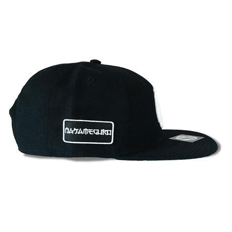 【NCBP】'NAKAMEGURO' FLAT VISOR CAP