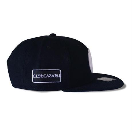【NCBP】'NISHIAZABU' FLAT VISOR CAP