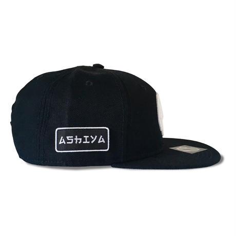 【NCBP】'ASHIYA' FLAT VISOR CAP