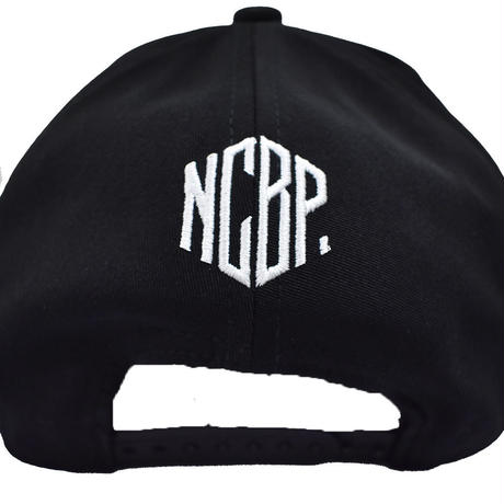 【NCBP】'GINZA' CURVE VISOR CAP