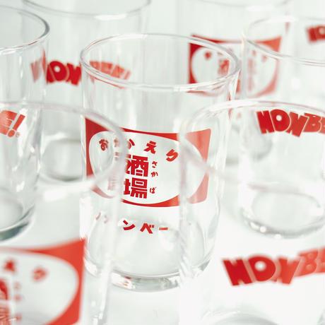 NONBEE BEER GLASS SET (okaeri/nonbee)