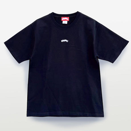 ONE POINT LOGO TEE 半袖 black