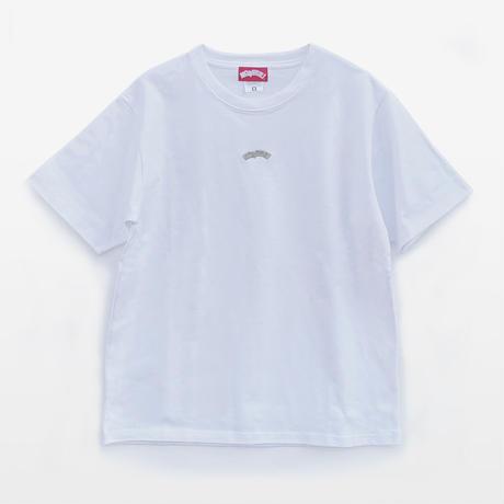 ONE POINT LOGO TEE 半袖  white