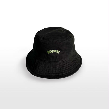 NONBEE BUCKET HAT black/khaki