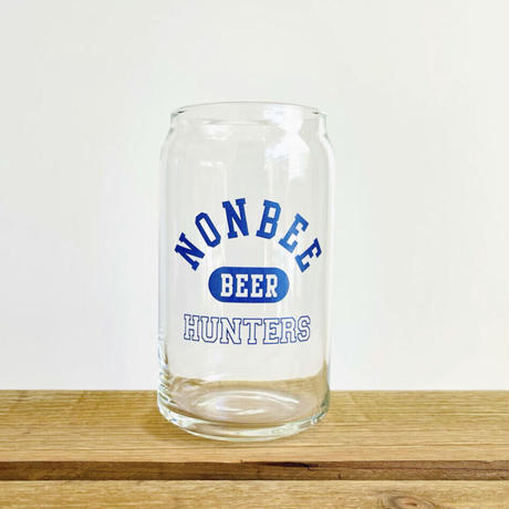 BEER HUNTERS GLASS  SET(navy/white/red)