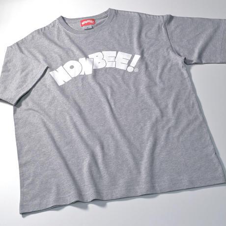 NONBEE LOGO T-SHIRT grey/white