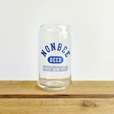 BEER HUNTERS GLASS  navy