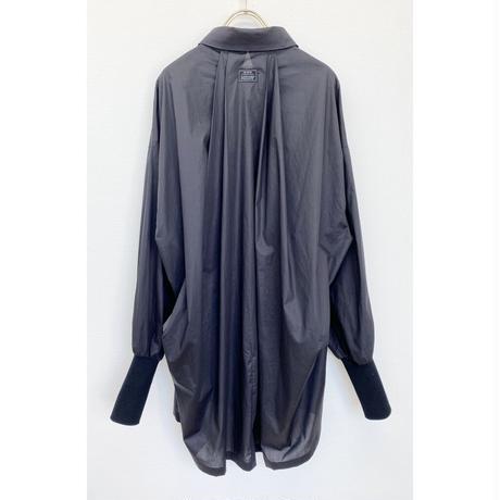 2021ms  タイプライター袖リブシャツ 831612~ayane/アヤン~