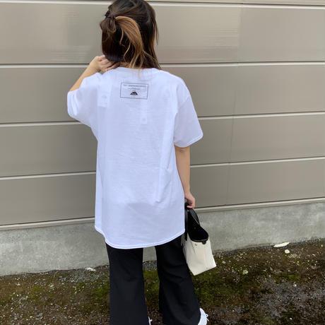 2021ssうさぎカレッジTシャツ ~Boutique Ordinary~