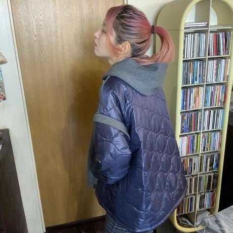 2021awBO21-402J ersey×Putted Nylon PCS Jacket ~Boutique Ordinary~