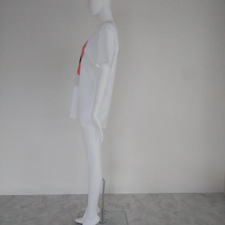 2021aw パロディTシャツ ホワイト BO21-442T ~Boutique Ordinary~
