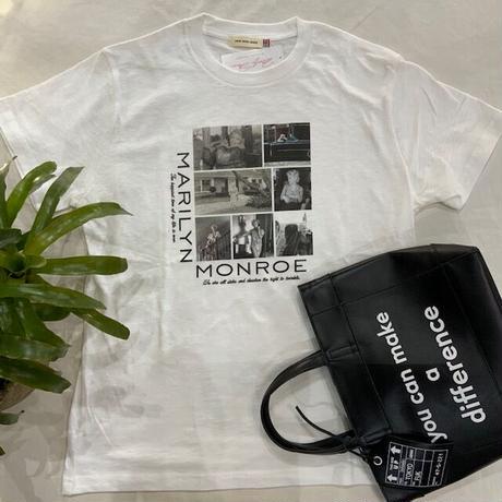 Marilyn Monroe/マリリンモンローTシャツ/ユニセックス ~GOOD SPEED~