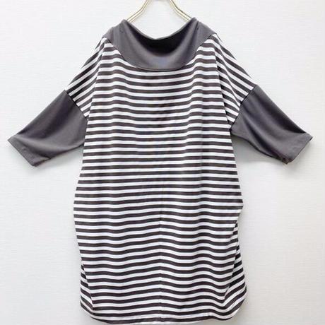 2021sボーダーTシャツ821523~ayane/アヤン~