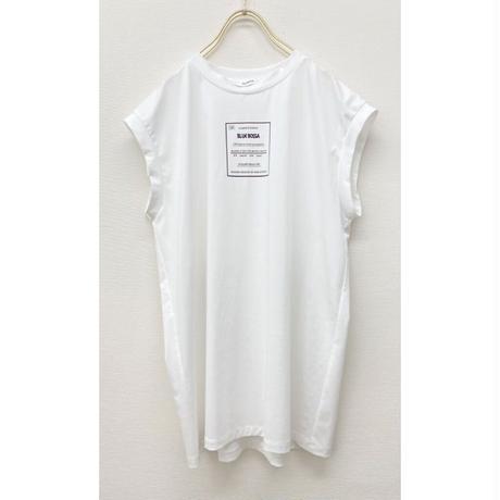 2021ms  フレンチスリープロゴTシャツ 831614~ayane/アヤン~