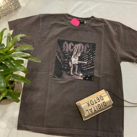 AC/DC Tシャツ/ユニセックス ~GOOD SPEED~